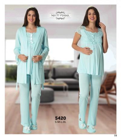 Mecit Bayan Pijama Takımı