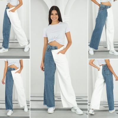 Çift Renk Pantolon