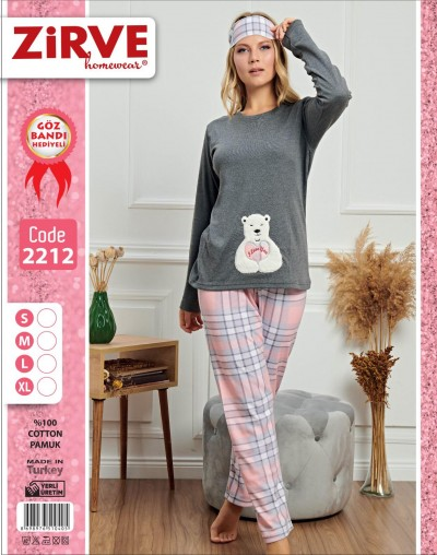 Zirve Bayan Pijama Takımı