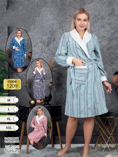 Bayan Pijama robe