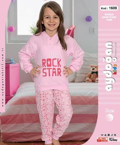 Aydogan Kız Çocuk Pijama Takımı