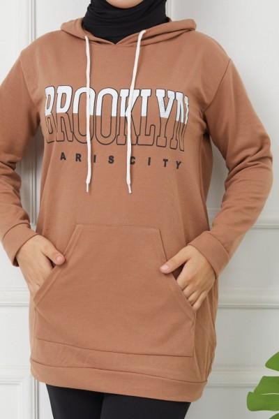 Moda Aziza Kiz Sweat Shirt