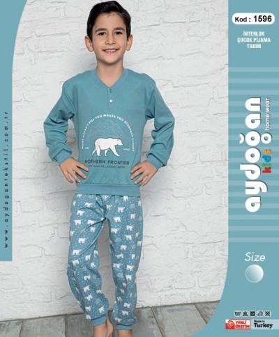 Aydogan Çocuk Pijama Takımı