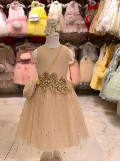 GOLD KIDS Çocuk Elbise