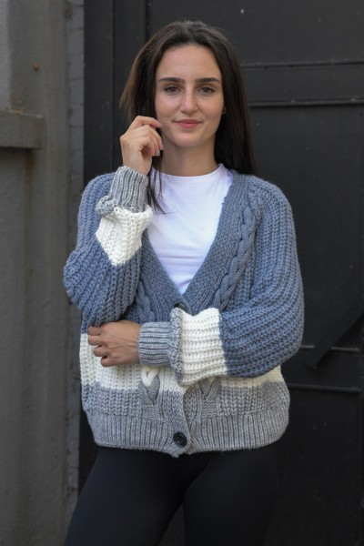 CANNES WOMAN PULLOVER