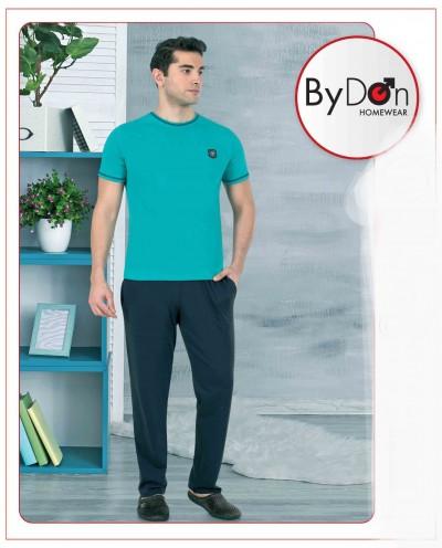 ByDon Erkek Pijama Takımı