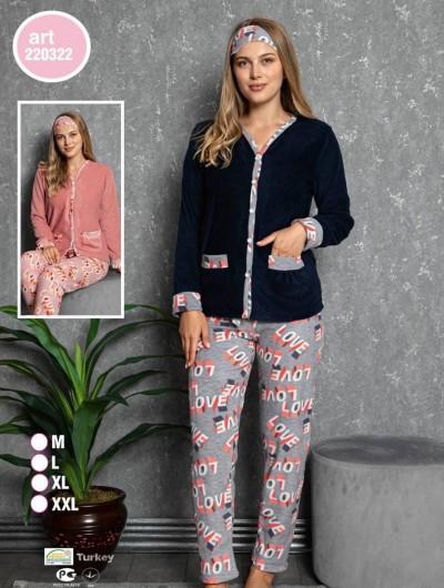 Bayan Pijama Takımı