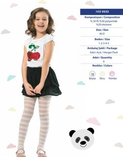 Çocuk külotlu çorap